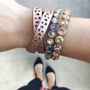 Stella & Dot Vida Stretch Bracelet